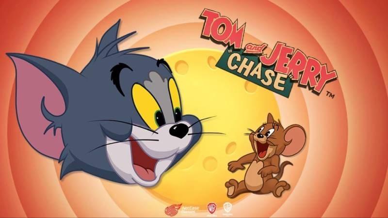 Poster Tom và Jerry