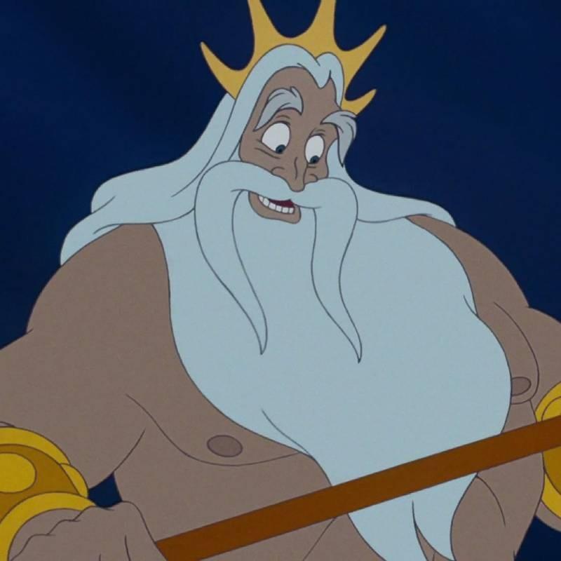 Vua thủy tề Triton