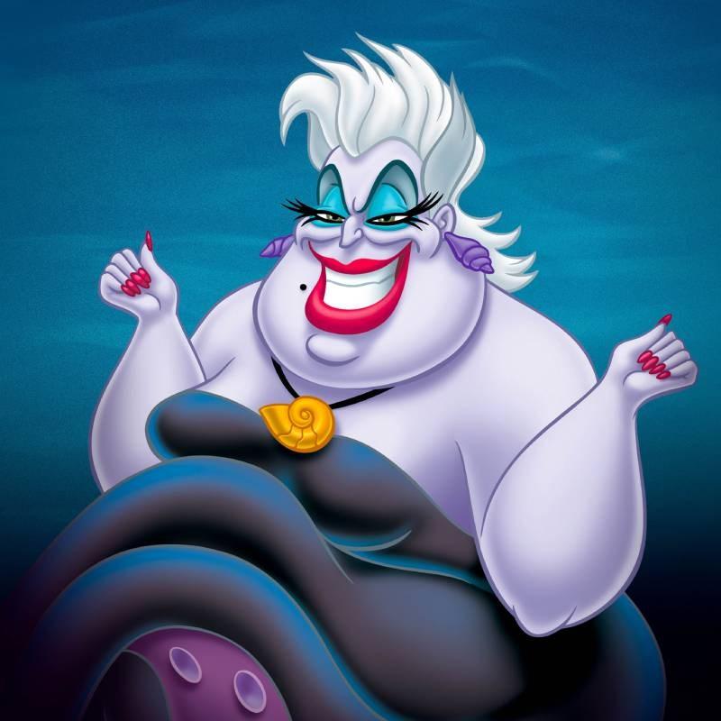 Mụ phù thủy Ursula