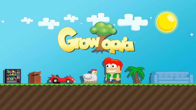 Growtopia đòi hỏi người chơi phải tự bảo quản tài sản của mình