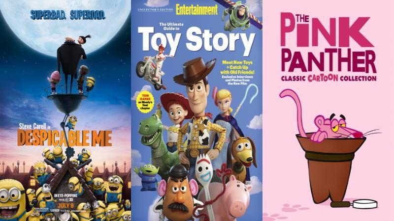 Top 15 phim hoạt hình thiếu nhi hay nhất dành cho trẻ em