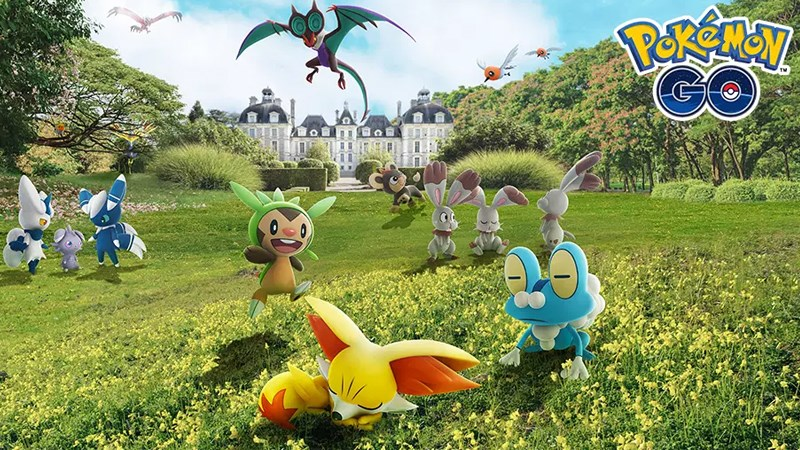Pokémon GO sở hữu một lối chơi đột phá không tựa game Pokemon nào làm được