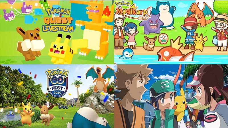 Top game Pokemon hay nhất