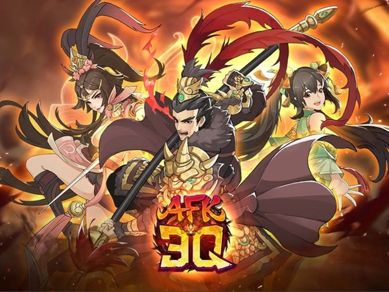 Game AFK 3Q