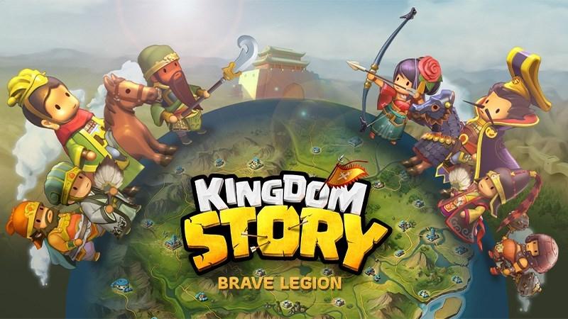Game Kingdom Story: Tam Quốc Tướng