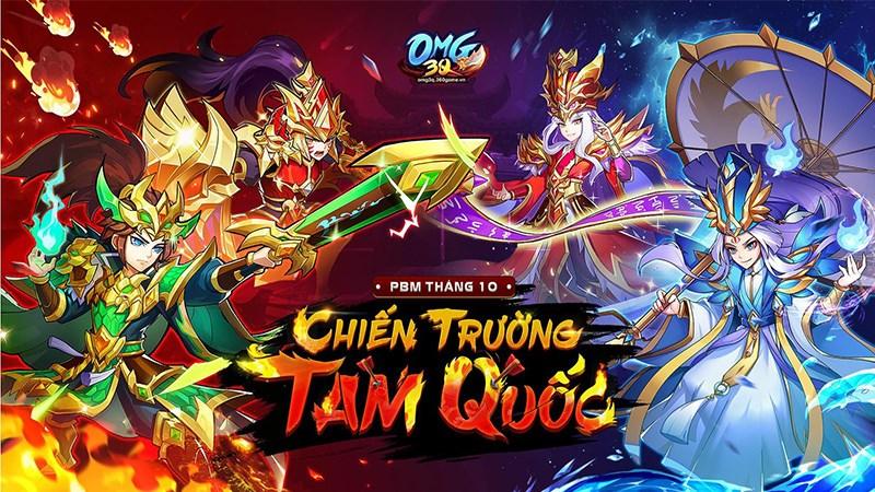 Game OMG 3Q