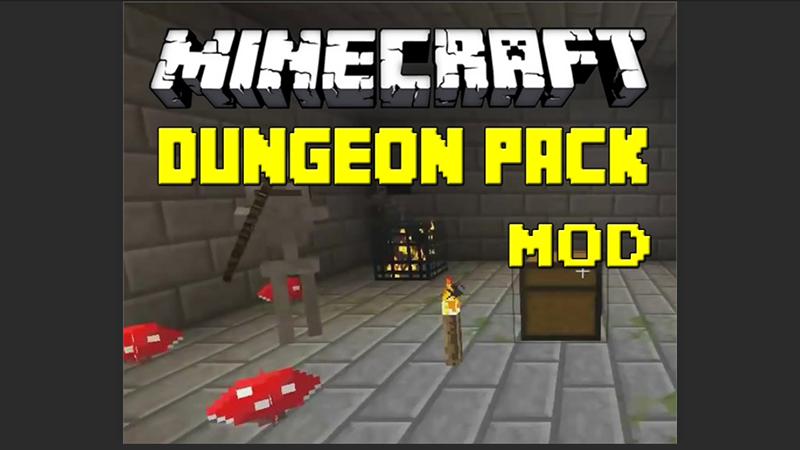 Dungeon Pack phù hợp cho những game thủ thích phiêu lưu, ưa khám phá