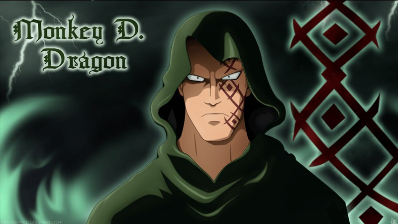 Monkey D. Dragon
