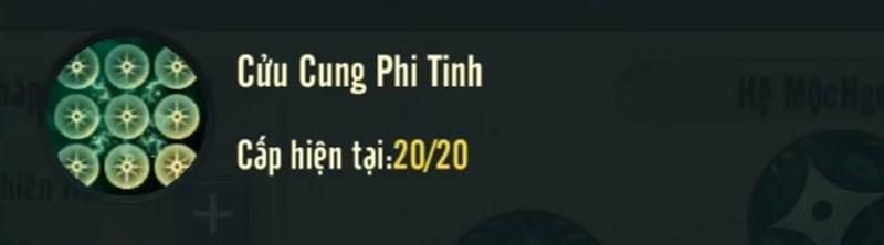 Cửu Cung Phi Tinh