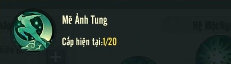 Mê Ảnh Tung