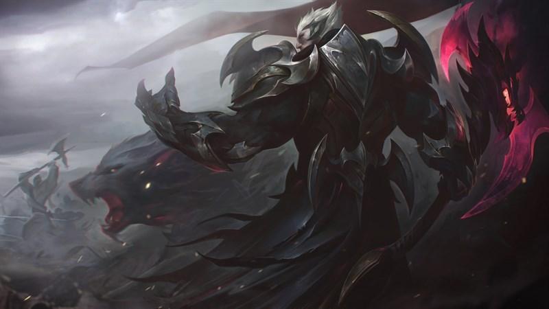 Darius Thần Vương đtcl mùa 5