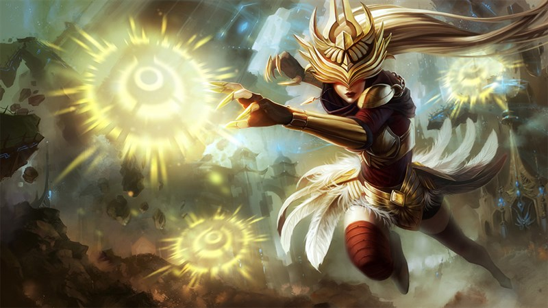 Syndra Thiên Thần