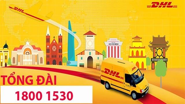 Tổng đài DHL Express Việt Nam
