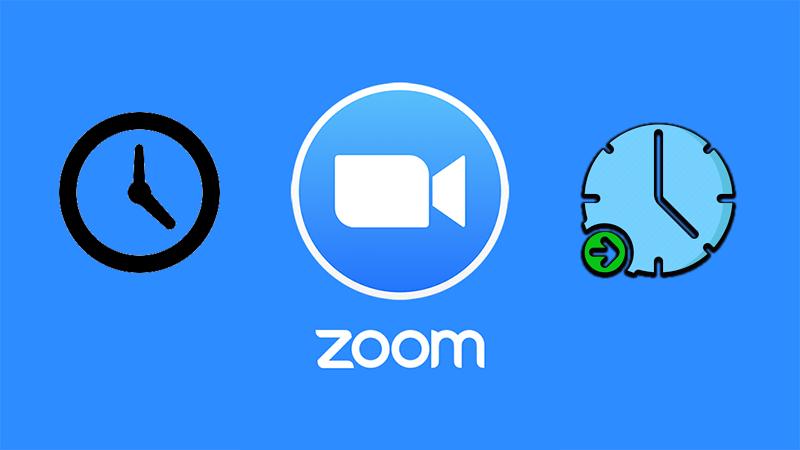 Hướng dẫn lên lịch học trực tuyến trên Zoom Meetings đơn giản