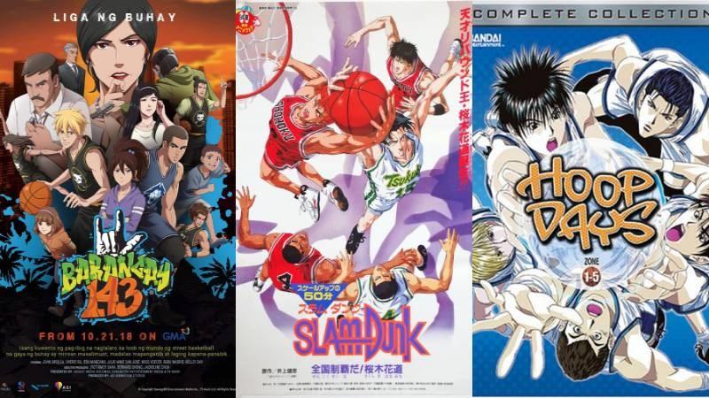 Top 11 bộ phim anime về bóng rổ hay nhất
