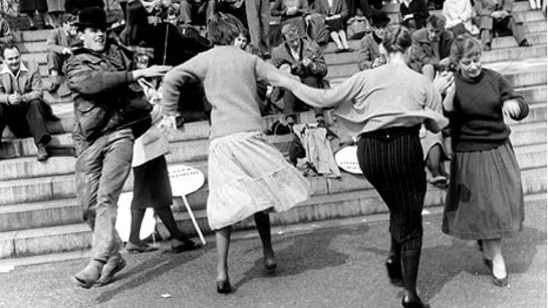 Ravers trong những năm 1950s