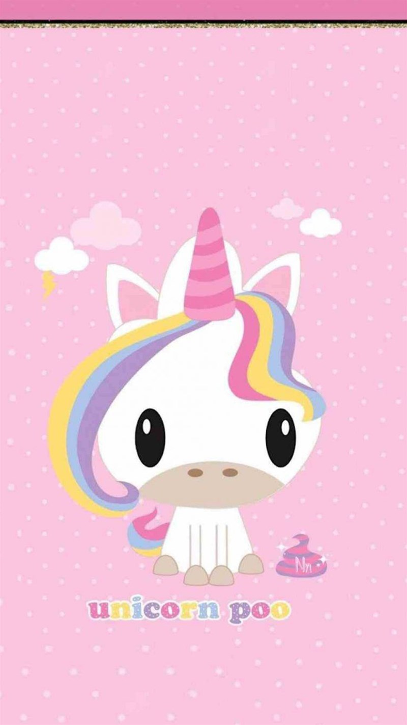 Hình nền Unicorn cute 13 - Kích thước 1920 x 1080