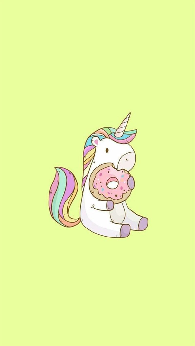 Hình nền Unicorn cute 15 - Kích thước 1920 x 1080