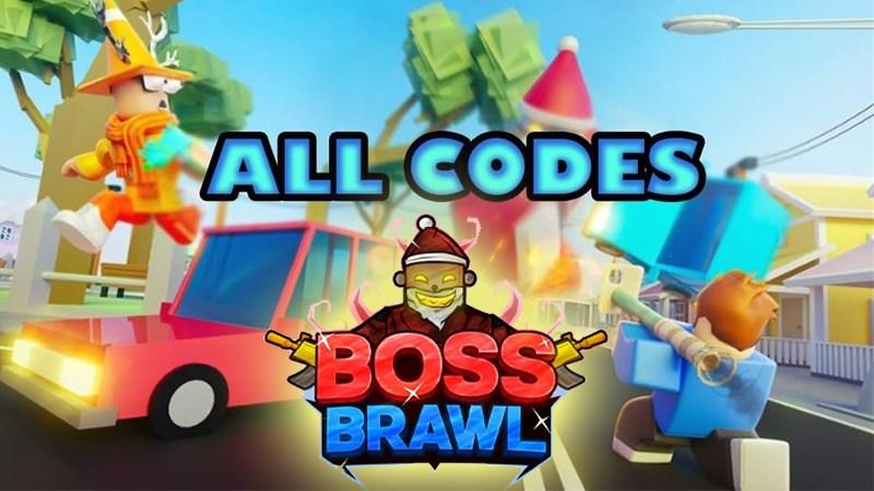 Code Boss Brawl mới nhất
