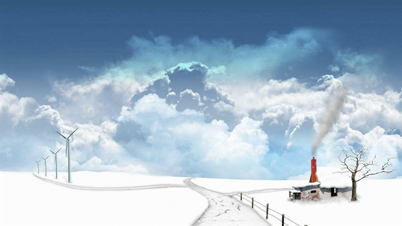 Hình nền anime mùa đông 11 (Kích thước: 1920 x 1080)