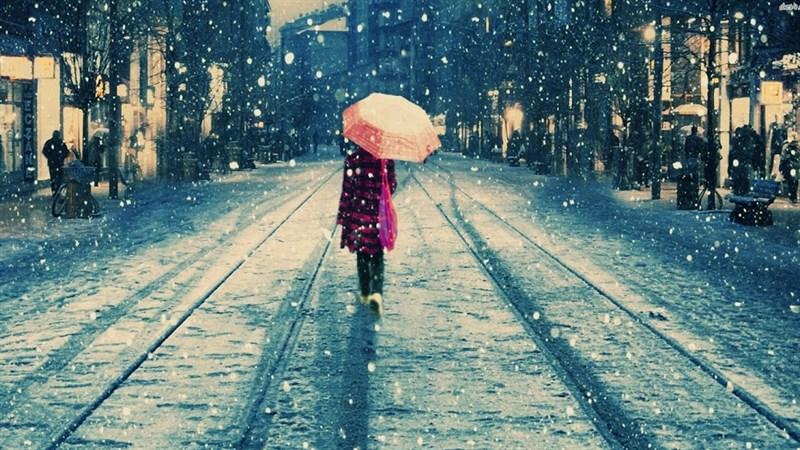 Hình nền mùa đông buồn, cô đơn 9 (Kích thước: 1920 x 1080)