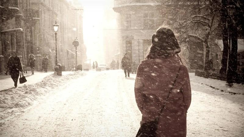Hình nền mùa đông buồn, cô đơn 6 (Kích thước: 1920 x 1080)