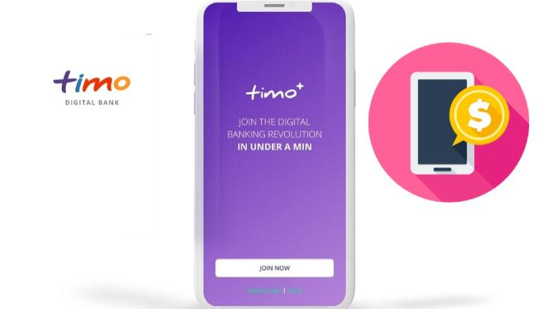 3 cách nạp tiền vào tài khoản Timo Plus nhanh, đơn giản nhất