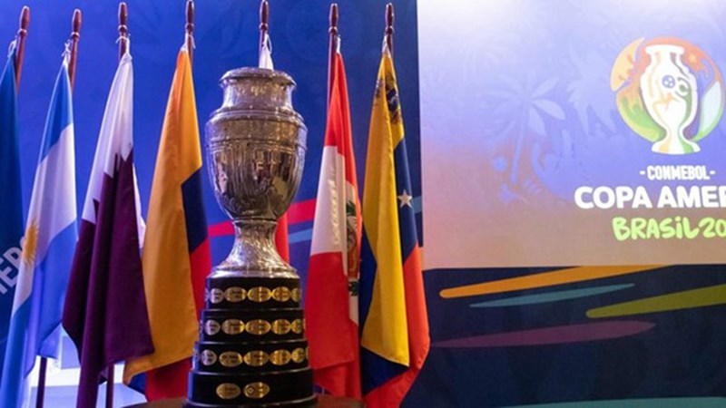 Xem Copa America thông qua website