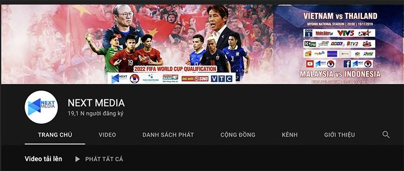 Cách xem Copa America trên Youtube