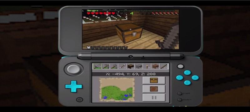 Phiên bản Minecraft: New Nintendo Switch 3DS Edition