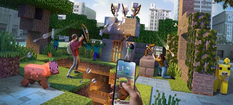 Phiên bản Minecraft Earth