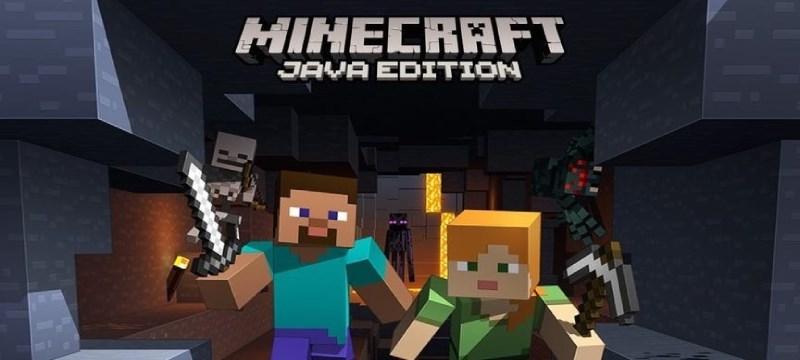 Phiên bản Minecraft Java Edition