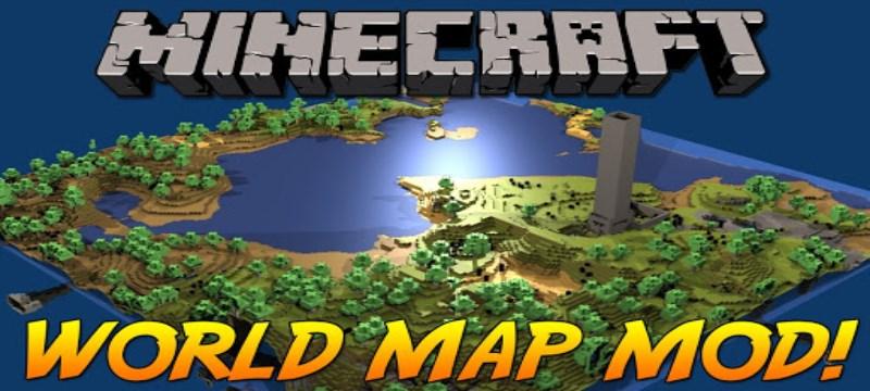 Mod map