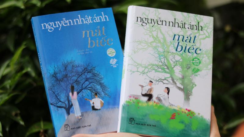 Truyện Mắt Biếc của nhà văn Nguyễn Nhật Ánh