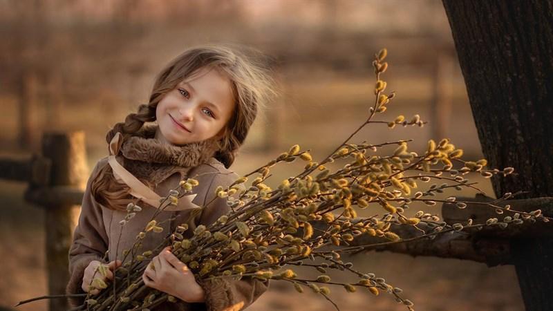 Hình bé gái dễ thương 5 (Kích thước: 1920 x 1080)