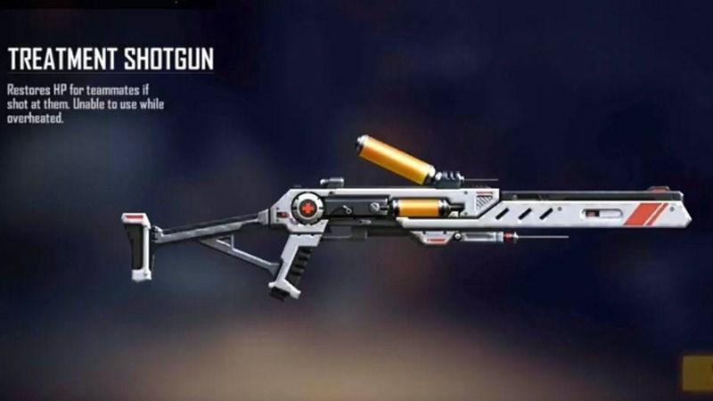 Treatment Shotgun