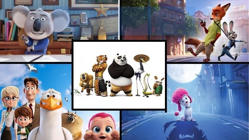 TOP 15 bộ phim hoạt hình động vật hay nhất từ trước đến nay