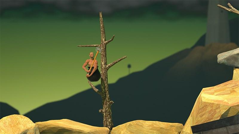 Người chơi sẽ cần phải tận dụng chiếc búa của mình để có thể di chuyển
