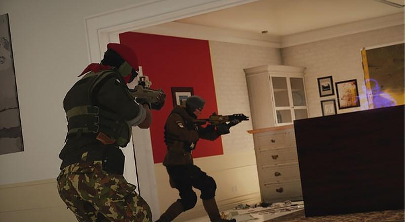 Người chơi tham gia sẽ được chia thành hai phe Đặc nhiệm và Khủng bố