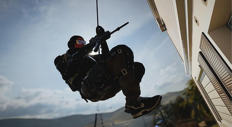 Trò chơi phác hoạ một cách chi tiết hình ảnh những cảnh sát đặc nhiệm chống khủng bố
