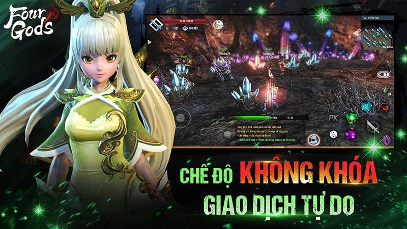 Four Gods M - Tứ Hoàng Mobile - Siêu phẩm game ARPG Hàn Quốc 1530666362318104519139678318027801603289816o-800x450