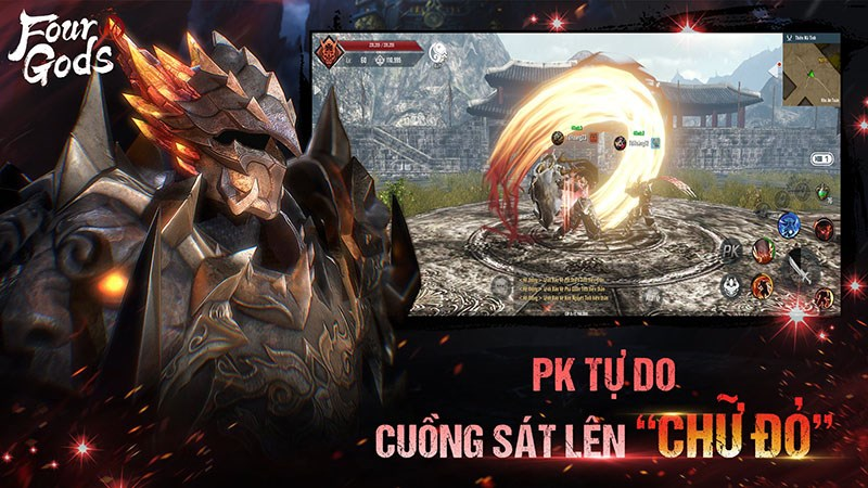 Four Gods M - Tứ Hoàng Mobile - Siêu phẩm game ARPG Hàn Quốc 1531387952318104552473001523331766692283297o-800x450