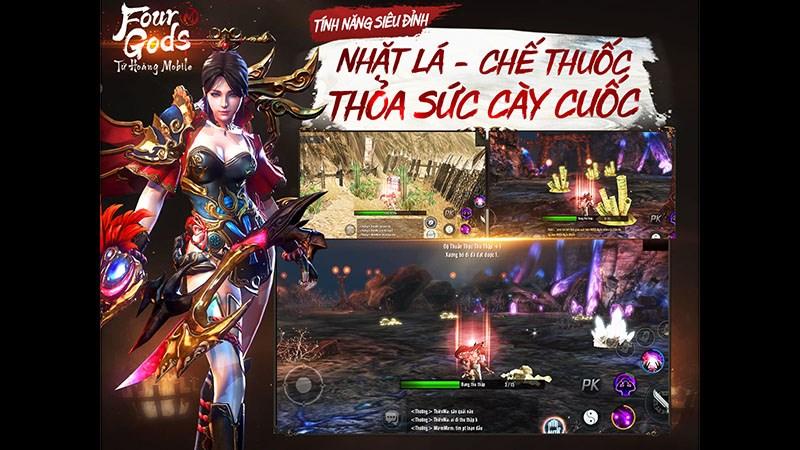 Four Gods M - Tứ Hoàng Mobile - Siêu phẩm game ARPG Hàn Quốc 1588916152413123642971097591052017961874279o-800x450