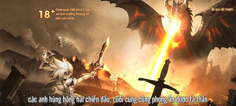 Game cực phẩm Liên Minh Mạo Hiểm mobile 1-800x360