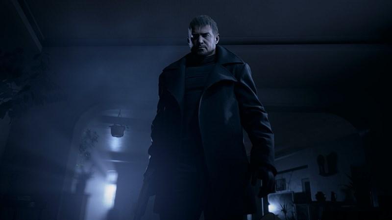 Nhân vật Chris Redfield Resident Evil Village
