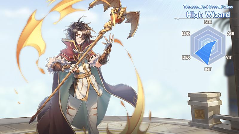 Nhận giftcode game Ragnarok X Next Generation mobile miễn phí High-wizard-800x450