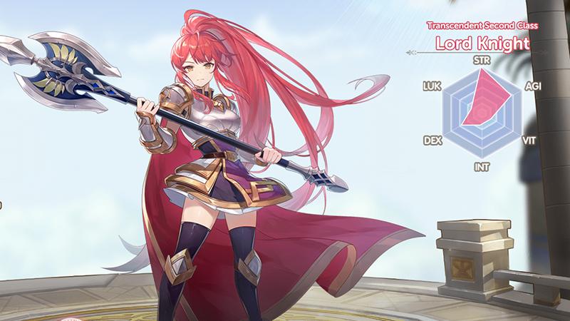 Nhận giftcode game Ragnarok X Next Generation mobile miễn phí Lord-knight-800x450