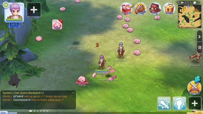Nhận giftcode game Ragnarok X Next Generation mobile miễn phí Pve-800x450