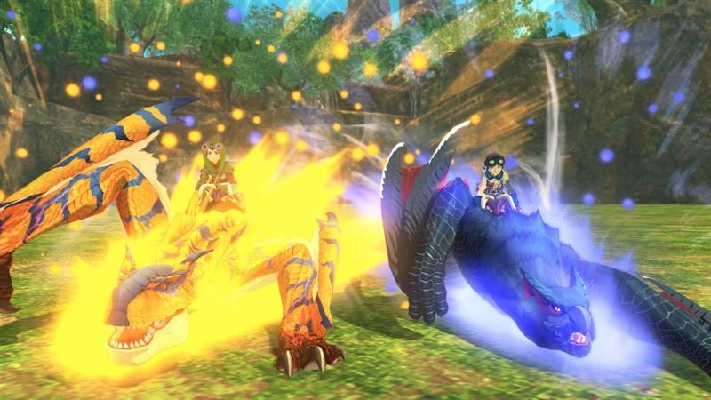Người chơi có thể thoả sức tìm cho mình một Monster đồng hành phù hợp