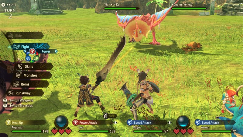 Monster Hunter Stories 2: Wings of Ruin - Nintendo Switch, Switch Game –  GameStation.Vn